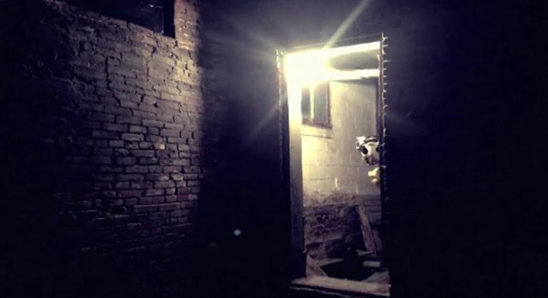 basement peeking